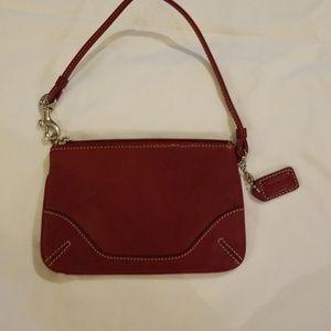 Coach AUTHENTIC Wristlet/Change purse/Clutch